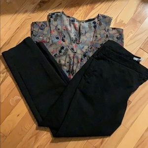 H&M Ankle Trouser